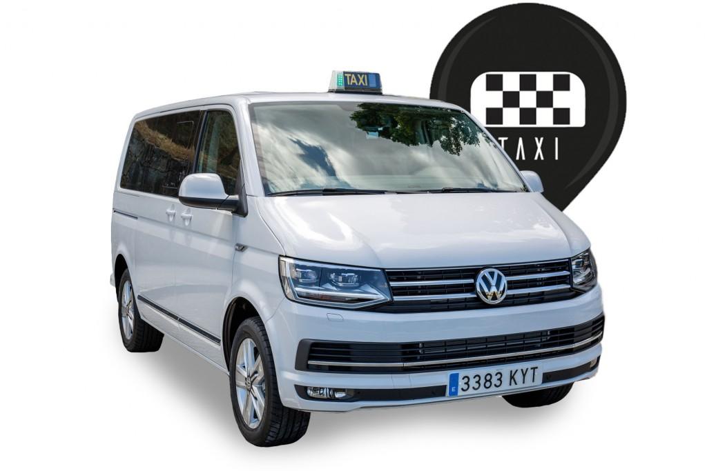 Taxi Vila de Noia - Portada